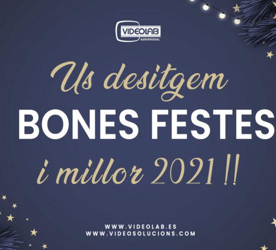 Bones Festes by Videolab