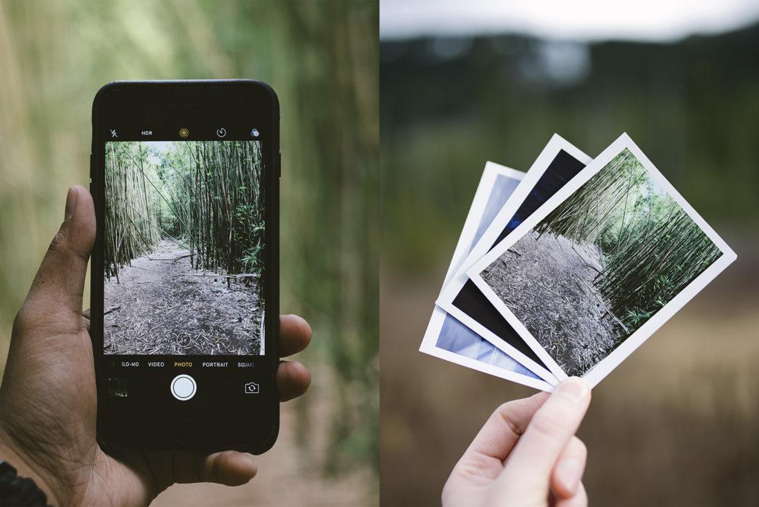 paper fotografia impresion