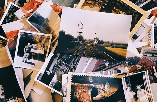 Escanea tus fotos de papel a digital