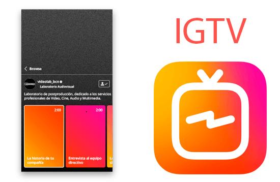 IGTV, la nueva plataforma de video de Instagram