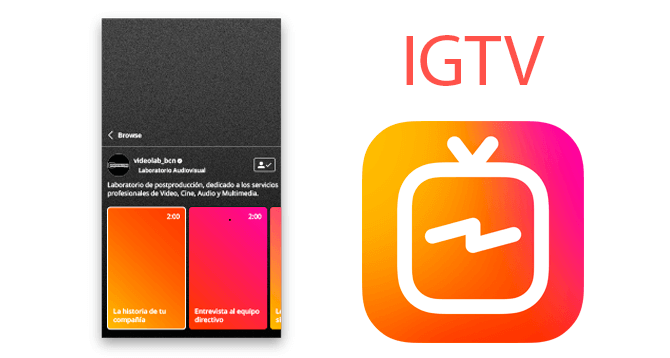 IGTV, la nueva plataforma de video de Instagram