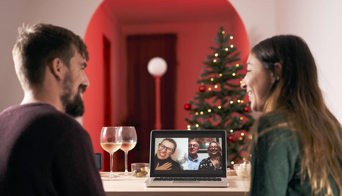 video navidad postal videolab