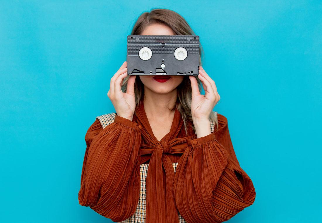 vhs videolab cintas digital